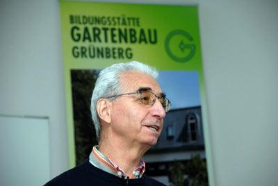 """BDC-Vorsitzender Franz Schmaus ist der Botschafter in Sachen """"Pilze und Gesundheit"""""""