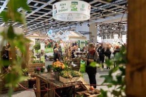 Ein Markstand, der die Frische und Vielfalt des Angebotes symbolisiert, war in diesem Jahr der Beitrag des ZVG zur Grünen Woche in Berlin.