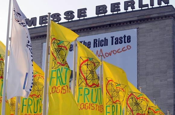 Fruitlogistica 2012 in Berlin