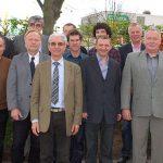 Mitglieder und Vorstand des BDC bei der Tagung in Göttingen.