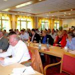 130 Fachbesucher aus dem In- und Ausland lockte das fachlich anspruchsvolle Programm des BDC nach Rain am Lech