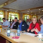 Das anspruchsvolle Fachprogramm fand in Rain/Lech viele aufmerksame Zuhörer