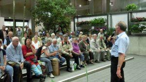 Volles Haus konnte Peter Marseille für jeden Vortrag, den er als BDC-Botschafter hielt,  melden