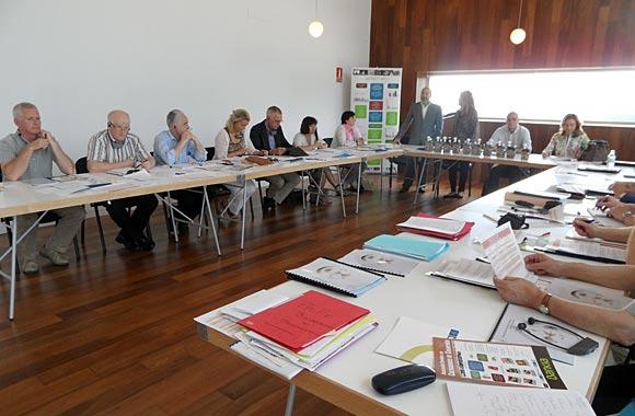 Auch bei der 35. Jahreshauptversammlung der GEPC hatten die Delegierten viel zu besprechen.