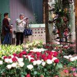 Die Blumenhalle 2 ist einer der Besuchermagneten der Grünen Woche in Berlin. (Foto: Messe Berlin)