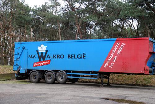 Walkro Belgien lädt am 27. Februar zur Betriebsbesichtigung ein.
