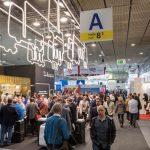 Gut gefüllte Messehallen – die internationale Gemüse Szene traf sich Anfang des Monats in Berlin.