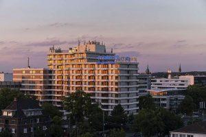 Das Maritim Konferenzhotel in Darmstadt ist der Tagungsort für die 69. BDC-Jahreshauptversammlung.