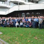 Mehr als 160 Teilnehmer versammelten sich vor dem Hotel in Darmstadt zum Gruppenbild – diese Zahl ist aus Sicht des BDC neuer Teilnehmerrekord.