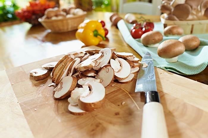 Frische Pilze aus der Region sind bei den Verbrauchern besonders gefragt