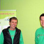 Sepp und Patrick Häcki kultivieren die Edelpilze mittlerweile gemeinsam.