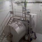 Substratmischer – wie vieles in diesem Betrieb eine Spezialmaschine.