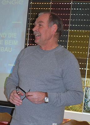 Hans Deckers wurde in Straelen einstimmig in seinem Amt als Vorsitzender bestätigt und kündigte nach der Wahl an, nur noch für die aktuelle Periode zur Verfügung zu stehen.