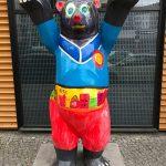 Der Berliner Bär empfing den BDC Anfang des Jahres mit offenen Armen in Berlin.